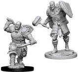 Dungeons & Dragons: Nolzur's Marvelous Unpainted Miniatures - Goliath Fighter