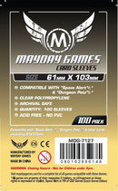 Micas MayDay Games - 61 x 103