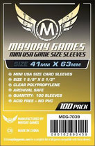 Micas MayDay Games - 41 x 63 mm
