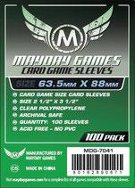 Micas MayDay Games - 63.5 x 88