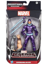 Marvel Legends - Allfather - Machine Man