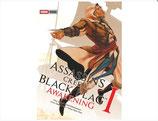 MANGA ASSASSINS CREED BLACK FLAG AWAKENING VOL 1