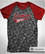 PLAYERA FOREVER GAMER