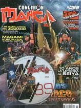 Revista Conexión Manga DVD #81 - 90