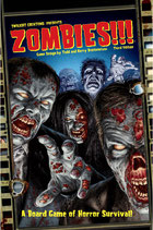 ZOMBIES !!! 3RD ED