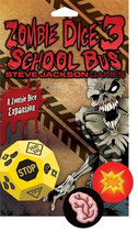 ZOMBIE DICE EXP 3 SCHOOL BUS
