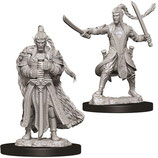 Dungeons & Dragons Nolzur's Marvelous Unpainted Miniatures: Elf Paladin