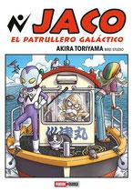 MANGA JACO EL PATRULLERO GALACTICO