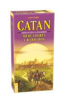 CATAN MERCADERES Y BARBAROS AMPLIACION