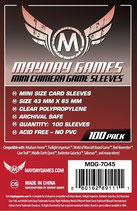 Micas MayDay Games - 43 x 65 mm