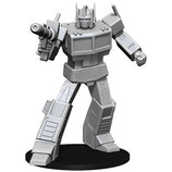 Transformers: Unpainted Miniatures - Optimus Prime