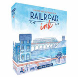 RAIL ROAD INK DEEP BLUE EDITION