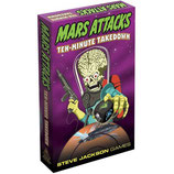 MARS ATTACKS TEN MINUTE TAKEDOWN DICE GAME
