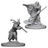 Dungeons & Dragons Nolzur's Marvelous Unpainted Miniatures: Elf Male Druid
