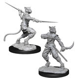 Dungeons & Dragons: Nolzur's Marvelous Unpainted Miniatures - Tabaxi