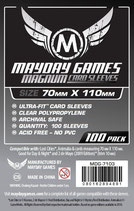 Micas MayDay Games - 70 x 110
