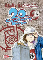 MANGA 20TH CENTURY BOYS VOL 6