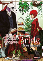 MANGA THE ANCIENT MAGUS BRIDE VOL 1