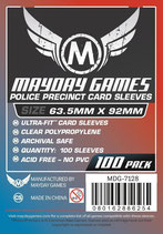 Micas MayDay Games - 63.5 x 92