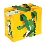 Kleine Tasche Krokodil