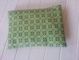 Traubenkernkissen grün retro
