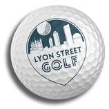 Adhésion 1 an à Lyon Street Golf + 3 balles Année 2019/2020