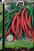 "Piments ""Cayenne"""