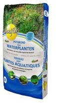 Terreau pour plantes aquatiques