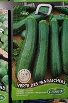 "Courgette ""Verte des Maraichers"""