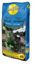 Terreau pour plantes de bruyère