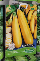 "Courgette ""Golden F1"""