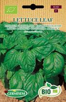 "Sem. Basilic ""Lettuce Leaf"" Bio"