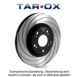 Tarox Bremsscheiben F2000 hinten