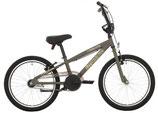 BMX fiets 20-Zoll- 44 cm Unisex Rücktrittbremse Khaki