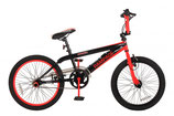 Rampage 20-Zoll- Unisex Velge Bremse Rot
