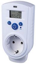 """Steckdosen-Thermostat """"ST-35 digi"""" max. 3500W, 5-30°C, EIN/AUS/AUTO, 230V"""