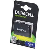 Duracell Akku Nokia BL-5C 1000mAh