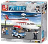 Privaten Hubschrauber