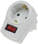Steckdosen-Schalter, 3500 Watt beleuchteter EIN/AUS Schalter