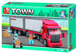Container-LKW