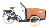 Cangoo Croovy bakfiets 24 Zoll 42 cm Unisex 6G Felgenbremse