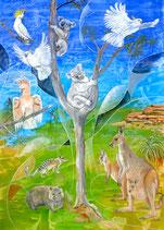 Tiere Australiens