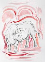 Stier von Simone Erni