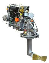Lombardini Marine LDW 1003 SD Saildrive - 22,1 kW (30 PS)