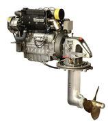 Lombardini Marine LDW 2204 SD Saildrive - 44,0 kW (60 PS)