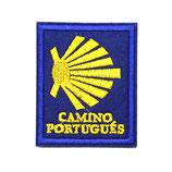 Aufnäher / Aufbügler Camino Portugués
