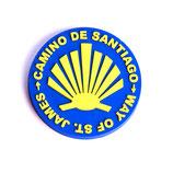 Küchen-Magnet Camino de Santiago