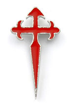 pin / badge st. james cross