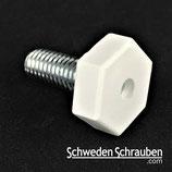 Sockel / Fußteil / Schraube wie 157732 - 1 Stück