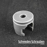 Reling Halter ohne Schraube / Hülse wie # 117570 - 1 Stück